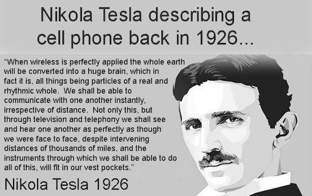 tesla cell phone
