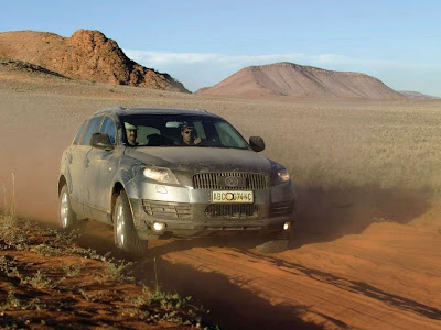 Audi Q7 Off Road Normal Resolution HD Wallpaper 2