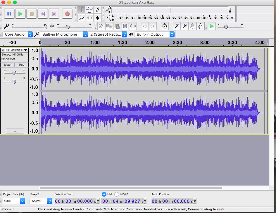 Cara Membuat Lagu Menjadi Karaoke Di Mac Os X Dan Windows Beritips