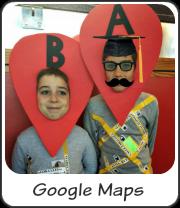 Disfraz de Google Maps