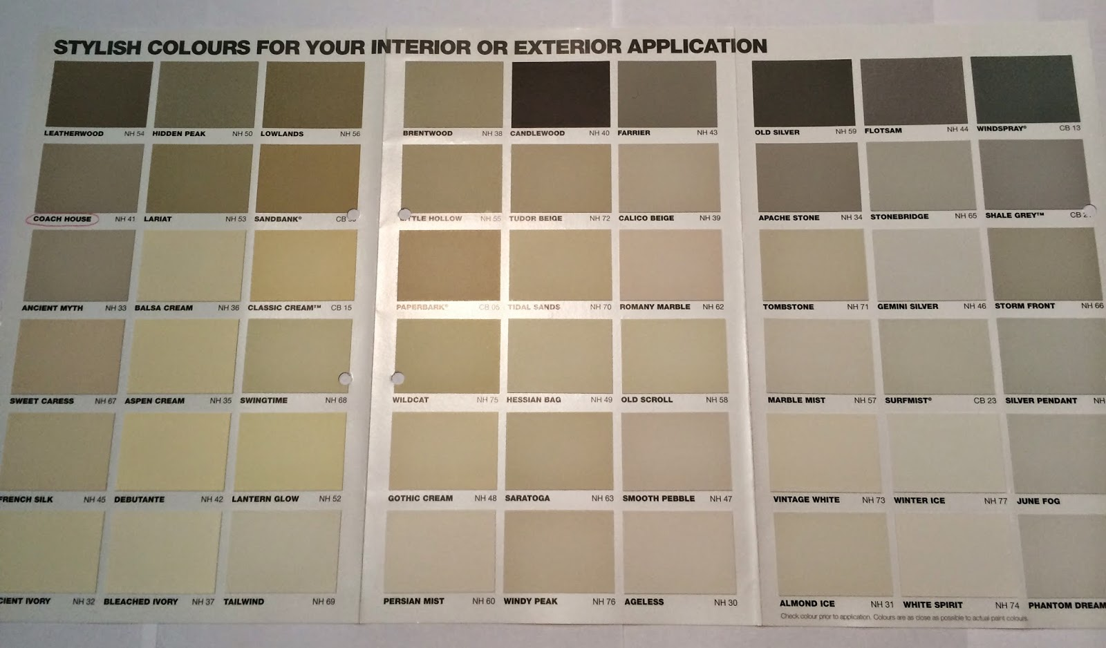 Taubmans interior paint colour chart psoriasisguru taubmans interior paint colour chart home painting nvjuhfo Gallery