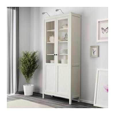 Cabinet via IKEA