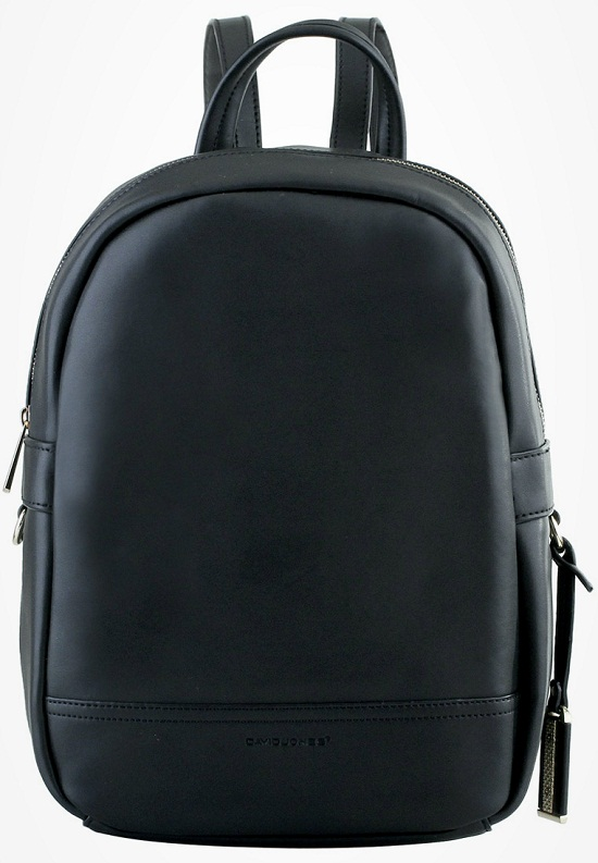 David Jones Paris Genuine Leather Backpack