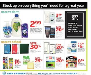Rexall Flyer Week long savings valid August 18 - 24, 2017