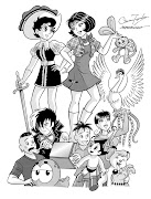 Desenhos Da Monica Thumblinkz