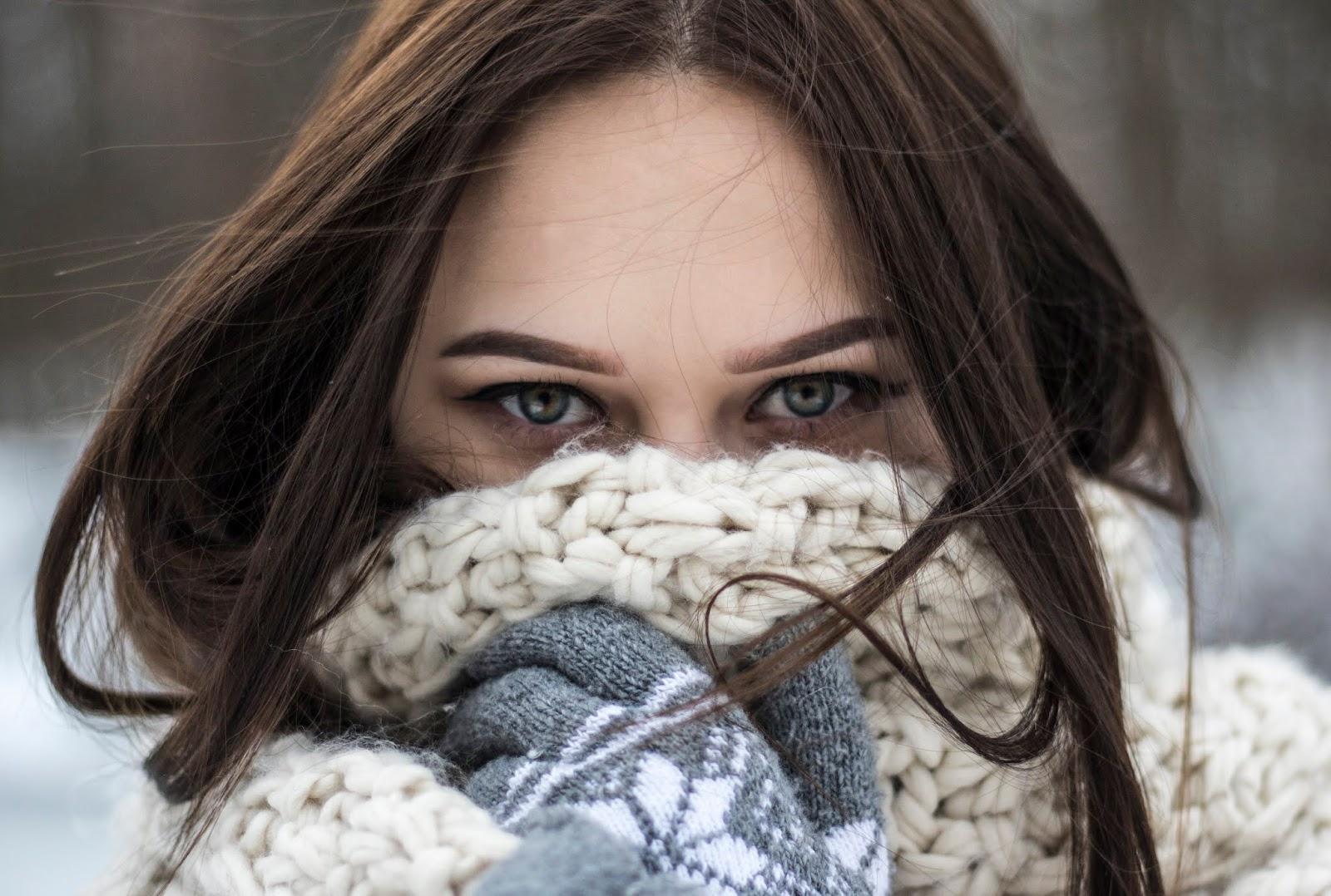 Zimowe portrety z Laurą