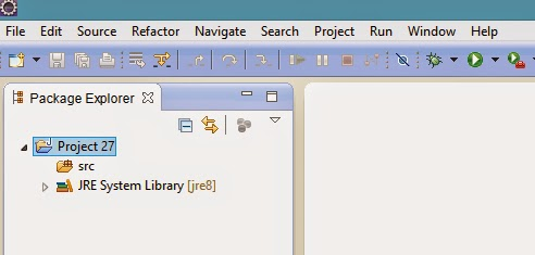 how to create a subclass in java eclipse