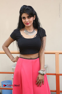 Telugu Actress Harini Stills at Dhyavudaa Movie Teaser Launch  0116.JPG