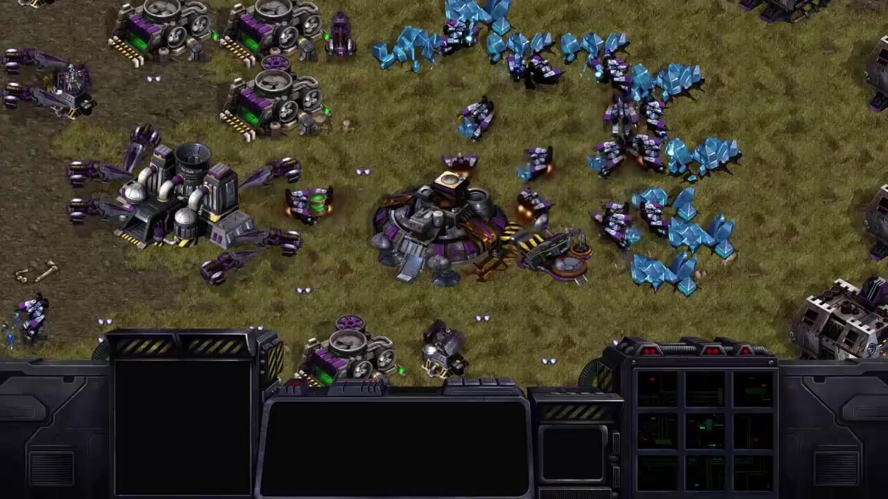 Starcraft Remastered ya disponible