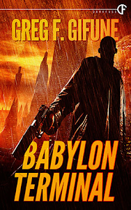 Babylon Terminal by Greg F. Gifune