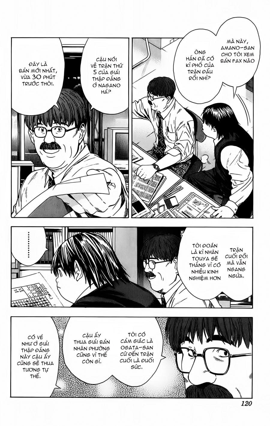 Hikaru No Go hikaru no go chap 119 trang 6