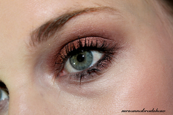 Mac Eyeshadow Antiqued Mrsannabradshaw