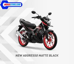 Sonic 150R Aggresso Matte Black
