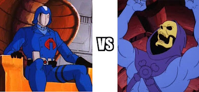 The 80s Cartoon Character Voice Championships, The Finals