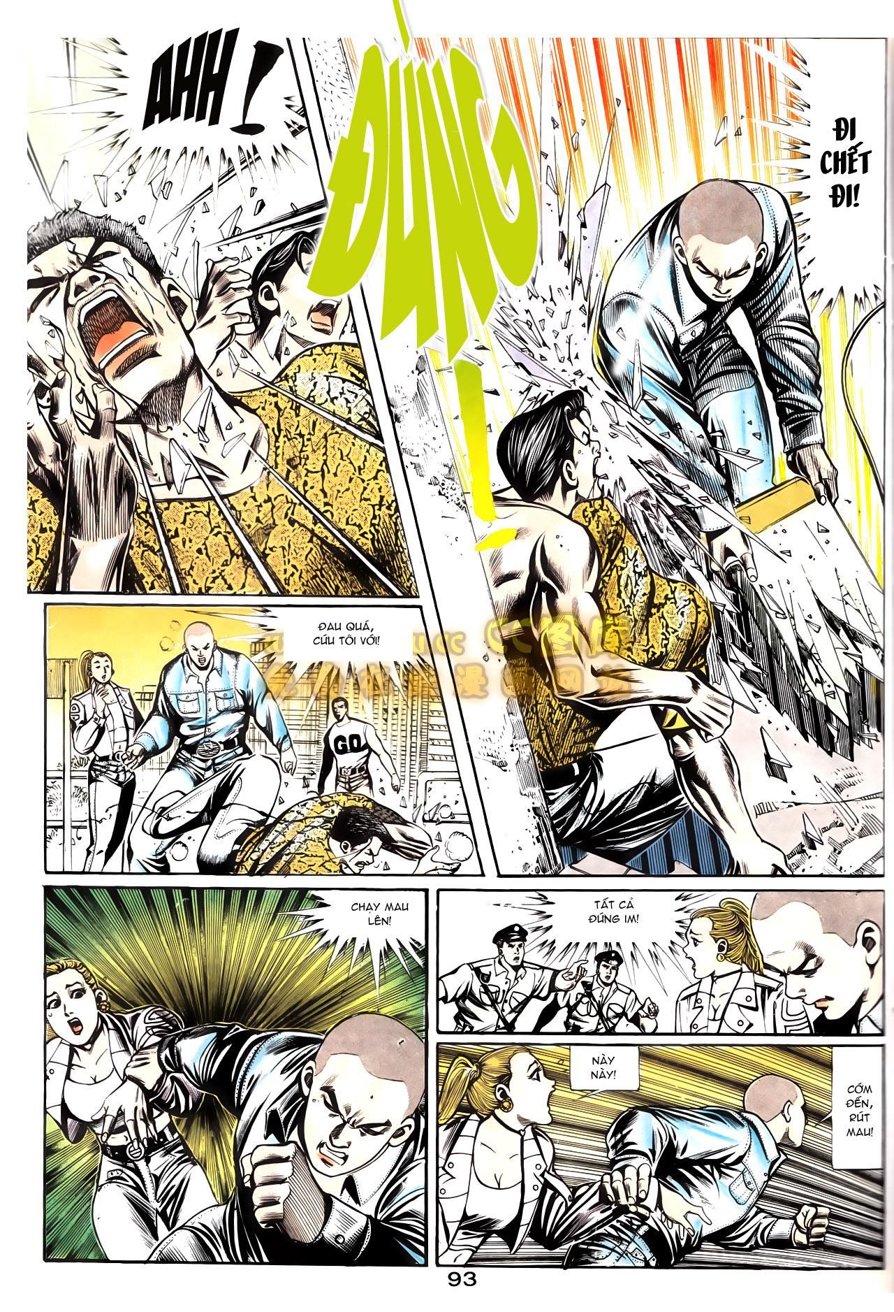 Người Trong Giang Hồ chapter 162: cưa đại tẩu trang 17