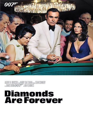 Ver 007: Los diamantes son eternos (1971) Online