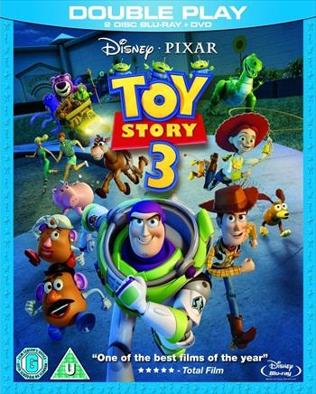 Toy Story 3 2010 Dual Audio Hindi 480p BluRay 300mb