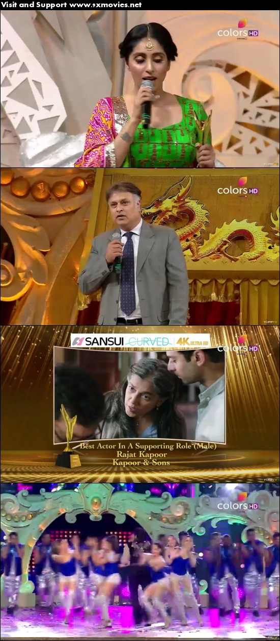 Sansui Colors Stardust Awards 2017 Main Event 480p WEBRip