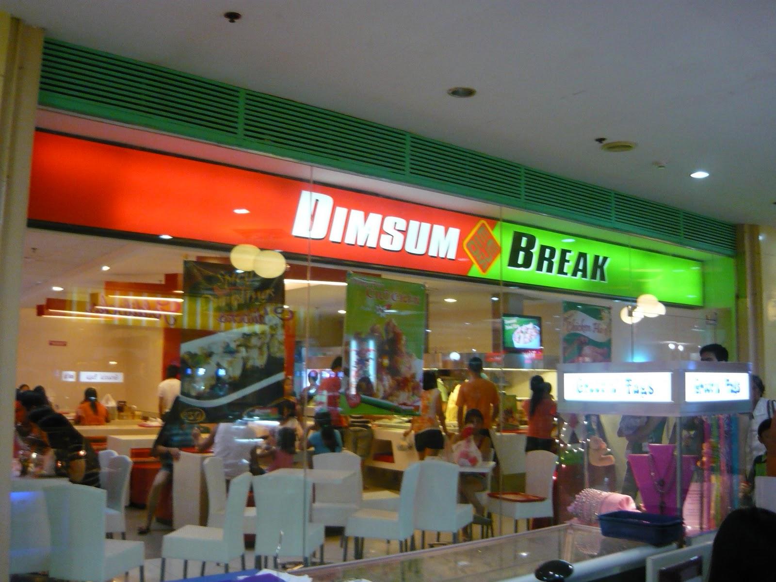 Dimsum Break - Food, Travel and Whatevs