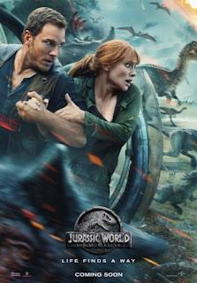 Film Jurassic World: Fallen Kingdom 2018