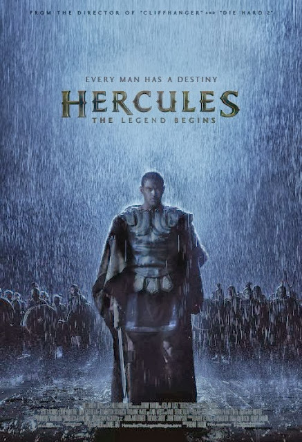 Hercules: Legends Begins -  poster