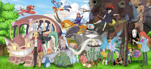 Studio Ghibli Films