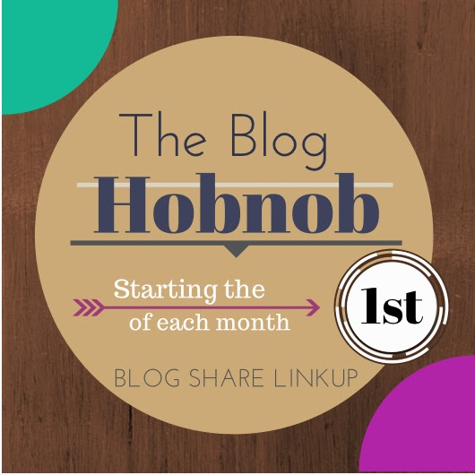 Blog Hobnob Linkup ~ May