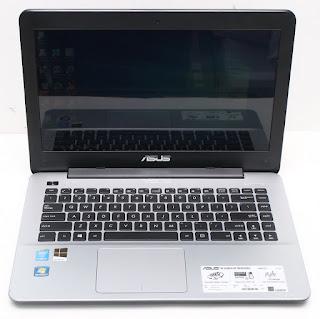 Jual Laptop Bekas Asus A455LA-WX667D Bekas