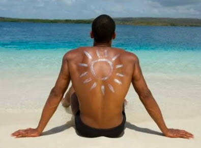 sunscreen infertility in men
