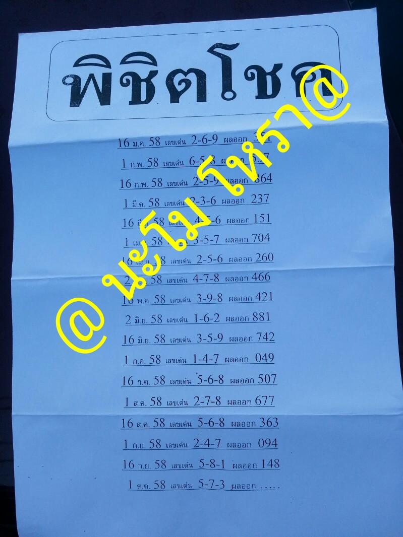 thai lottery sure no
