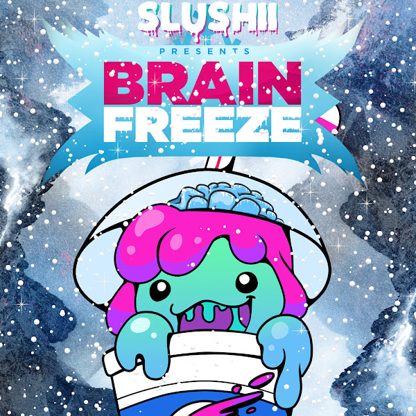 Slushii - Brain Freeze Cover