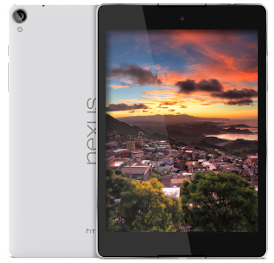 HTC Nexus 9 Specifications - Inetversal