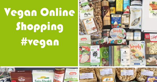 Shop vegan food online