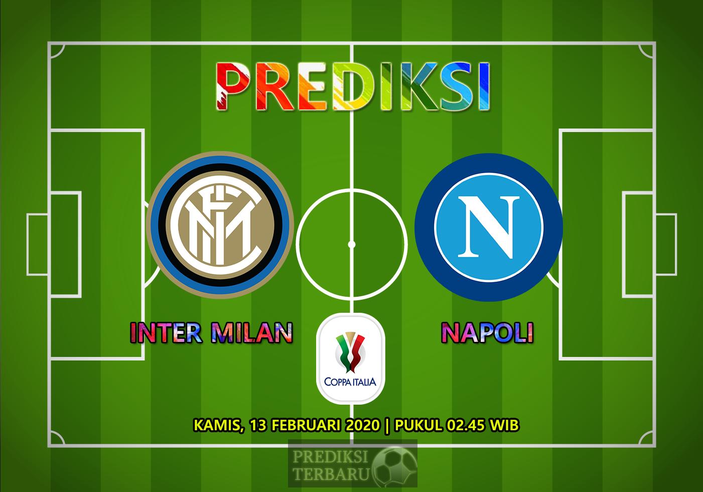 Prediksi Inter Milan Vs Napoli 13 Februari