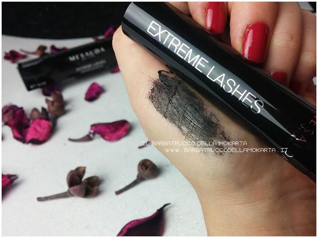 extreme lashes mascara mesauda milano rimmel