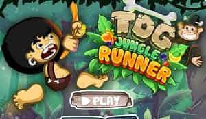 Tog Orman Koşucusu - Tog Jungle Runner