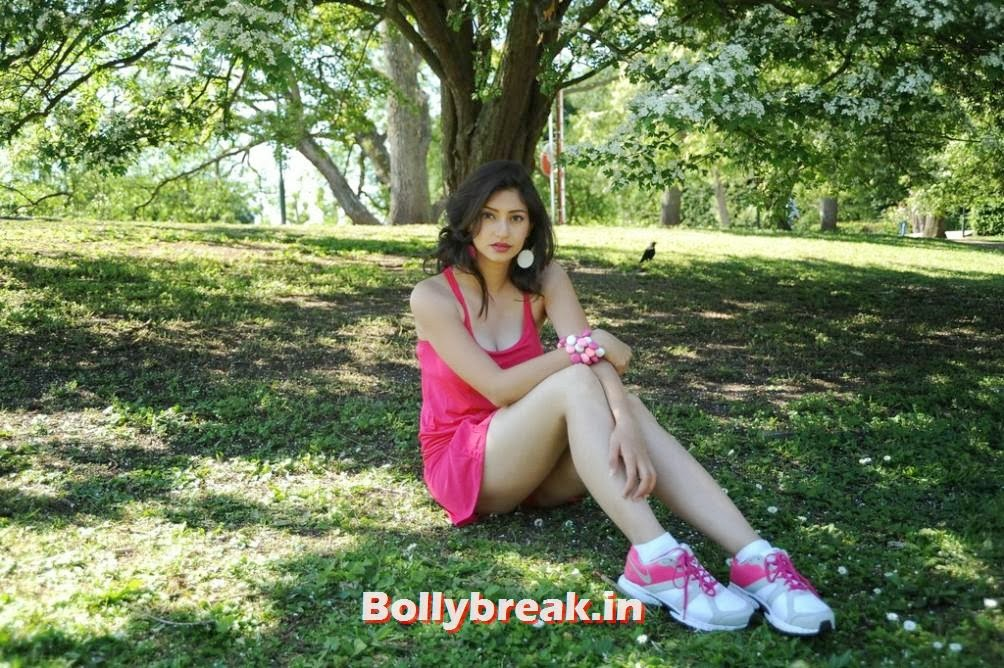 1, Tanvi Vyas Photo Gallery in Red Dress
