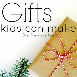 Gifts Kids Can Make, Over The Apple Tree