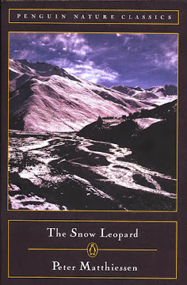 The Snow Leopard by Peter Matthiessen – Book cover