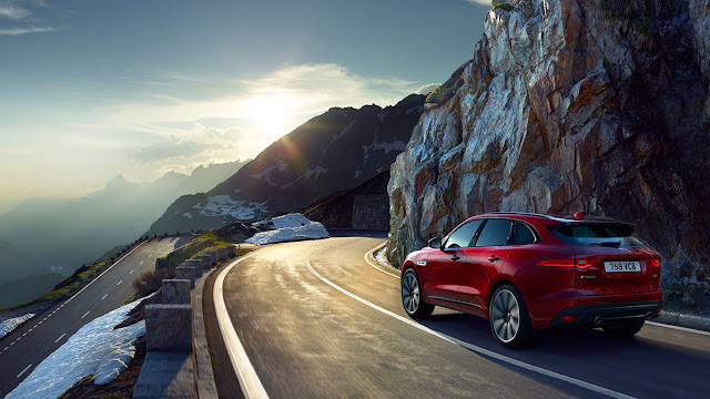 jaguar f-pace suv motori motorizzazioni