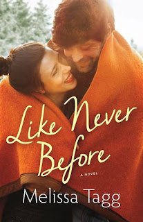 Heidi Reads... Like Never Before by Melissa Tagg