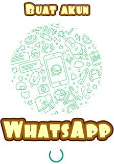 Cara daftar whatsapp massanger dengan nomer yang ada otp mudah