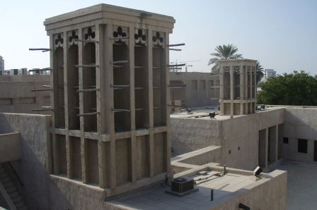Rumah Saeed Al Maktoum, Dubai