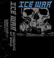 Ice War - Reverence of Gold (single)