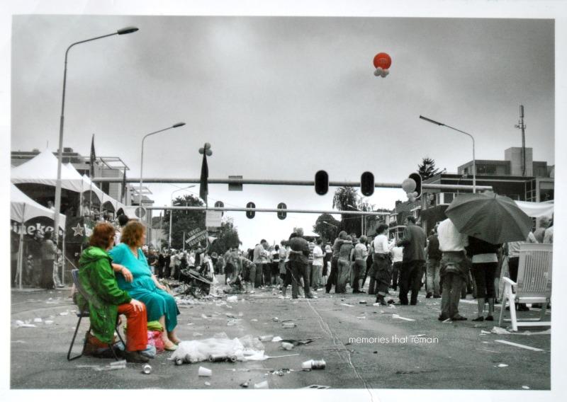 marsz wojska Holandia