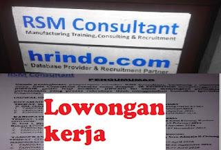 Cara Mendaftar Member RSM Consultant