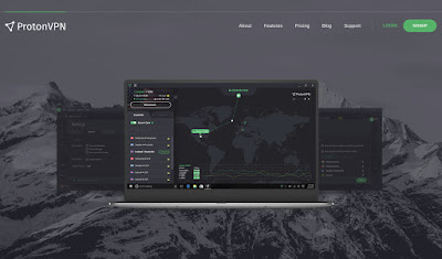 ProtonVPN Free for Ubuntu