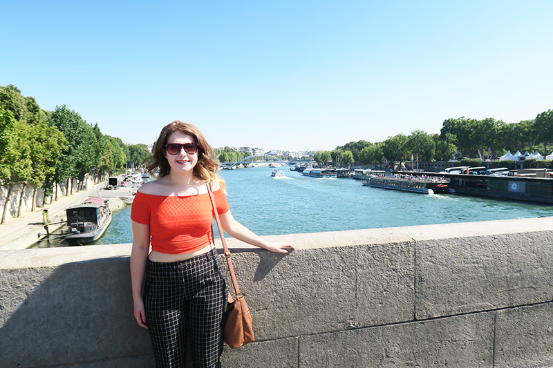 Paris Photo Travel Diary Summer Eiffel Tower What To Do | Colours and Carousels - Scottish Lifestyle, Beauty and Fashion blog