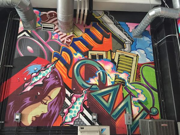 Travel Diaries: Detroit Parking Garage Adventure