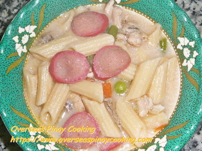 Chicken Sopas Recipe